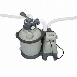 Filtre à Sable Intex : filtre sable 4m h intex piscine et accessoires eminza ~ Dailycaller-alerts.com Idées de Décoration