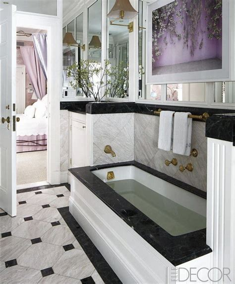 Glamorous Florida Bathroom by Draw Inspiration From Timeless And Glamorous Black And