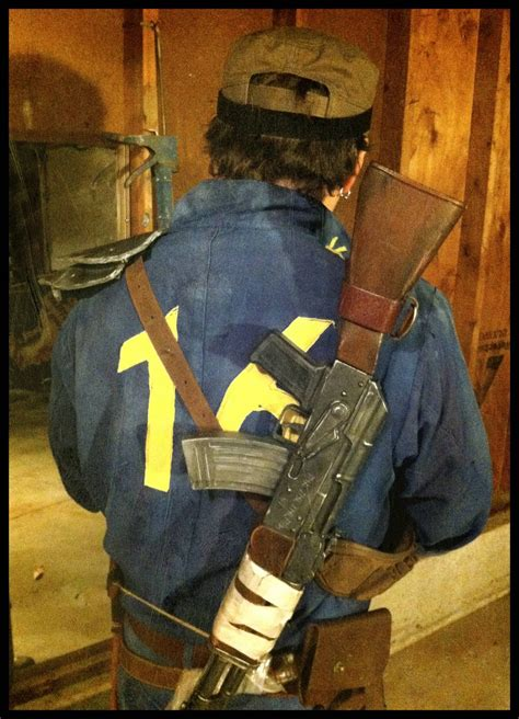 world  technology happy fallout  ween costume