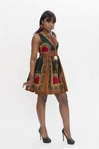 robe en pagne droite et courte robe classique site blog With robe courte pagne