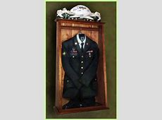 Flag Display Case WoodWorking Projects & Plans