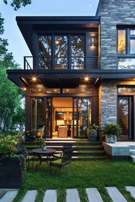 Best 25+ Contemporary Houses Ideas On Pinterest