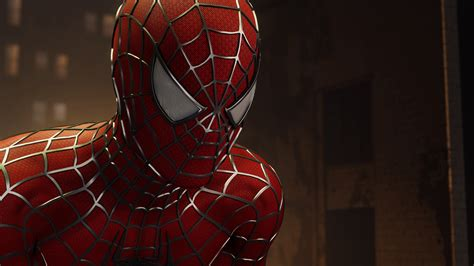 spider man  hd jeu capture decran apercu