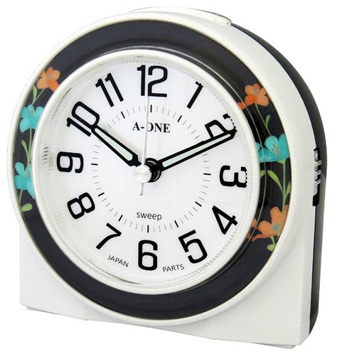 design alarm clock tg 0168 flower design alarm clock taiwan manufacturer