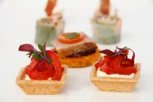 wedding reception dinner canape tips top hat catering
