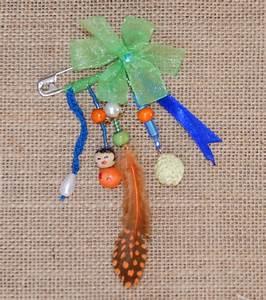 Orange Et Vert Dunkerque : pin broche vert et orange on pinterest ~ Dailycaller-alerts.com Idées de Décoration