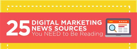 digital marketing news 25 digital marketing news sources you need to be reading