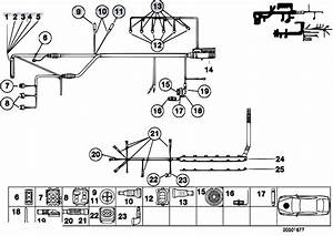 Original Parts For Z3 Z3 M3 2 S50 Roadster    Engine Electrical System   Plug Terminal Eingine