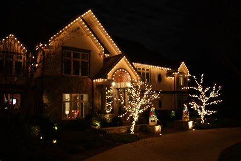 ideas for christmas lights on a ranch house easy outdoor lights lighting and ceiling fans