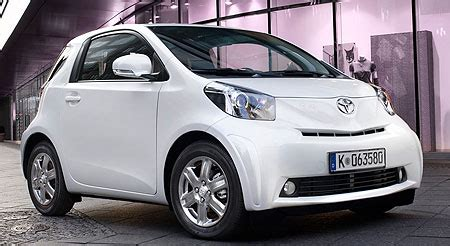 Toyota Iq Price by Toyota Iq Uk Prices And Specification Announced
