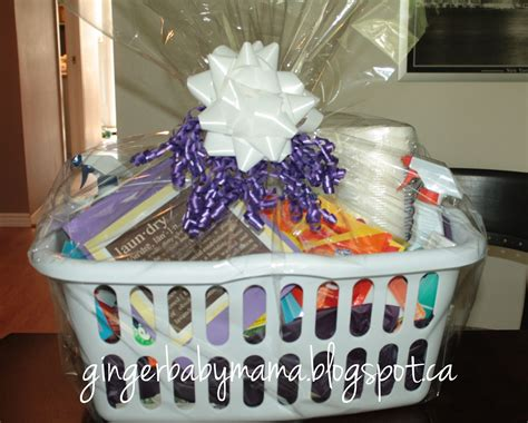 Bridal Shower Gifts by Gingerbabymama Practical Bridal Shower Gift