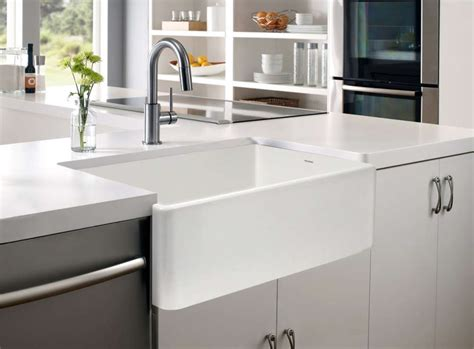 types of kitchen sinks fireclay kitchen sinks a 3 minute guide the kitchen 6454