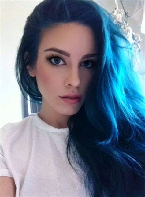 Haired Blue Eyed by 3 Trendy Bold Hair Colors And 25 Ideas Styleoholic