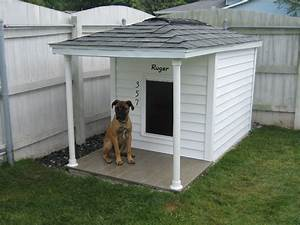 Build dog house pallets youtube for How to build a dog house youtube