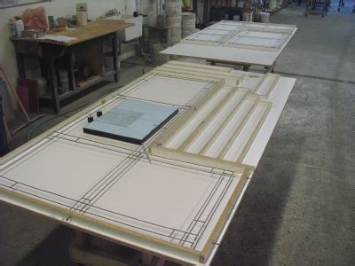 forming concrete countertops learn   form