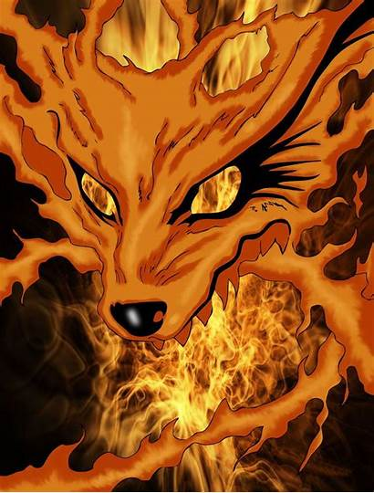 Naruto Wallpapers Nine Tailed Beast Cave