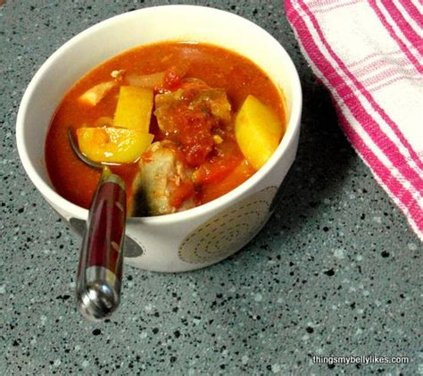 grouper spicy stew paleo soup curry thai