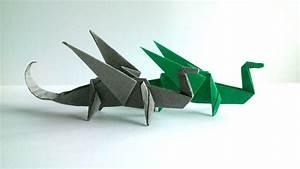 Origami Instructions Easy Dragon  U2013 Jadwal Bus