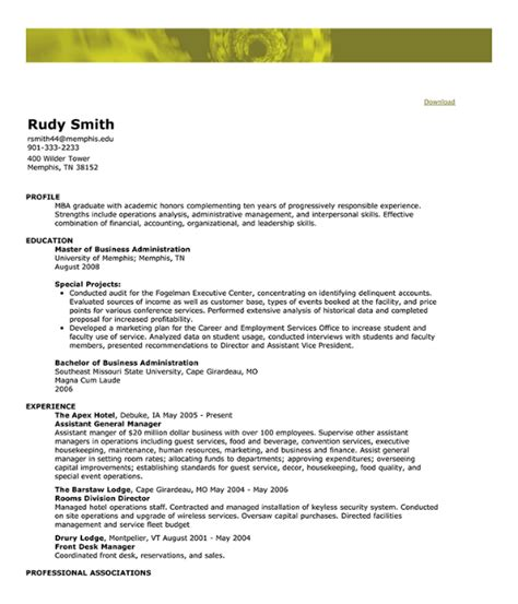 great cv format 2016 2017 resume 2016