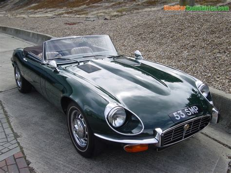 1974 Jaguar E-type Siii V12 Used Car For Sale In Durban