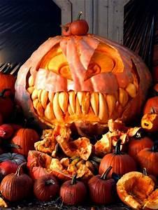 Top, Halloween, Pumpkin, Carvings, To, Try, In, 2015