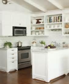 Kitchen Backsplash Subway Tile White Subway Tile Backsplash Best Kitchen Places
