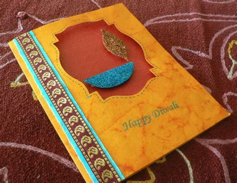 handmade easy diwali card designs  competition www