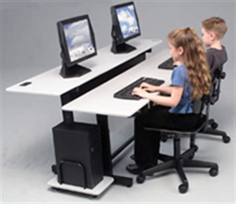 computer training room desks computer training desks