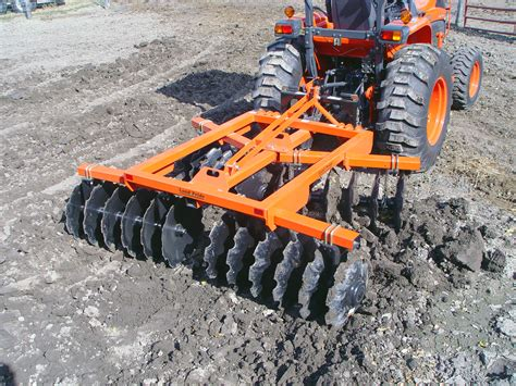 bed frame parts dh25 series disc harrows land pride