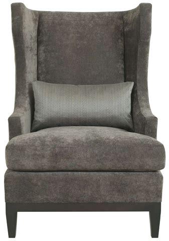 modern wingback chair  bernhardt chairs