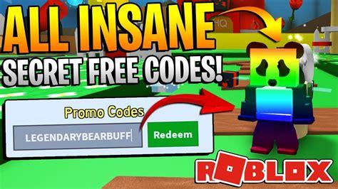 roblox bee swarm simulator codes insane  codes
