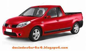 Pick Up Renault Dacia : renault sandero pick up coming in 2012 autoevolution ~ Gottalentnigeria.com Avis de Voitures