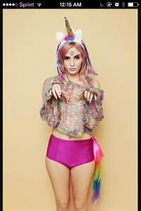 Diy unicorn costume | Fabulous Fame | Pinterest | Photos ...