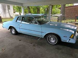 1978 Chevy Monte Carl In Fair With 305 Engine And Driving