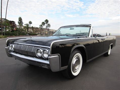 lincoln continental 1964 lincoln continental convertible for sale