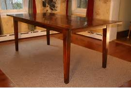 Easy Dining Room Table Plans Free Wonderful With Images Of