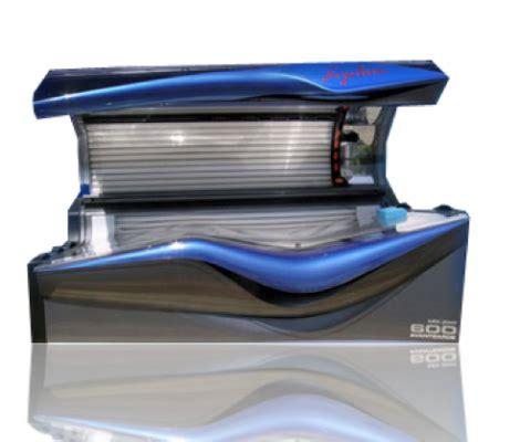 Ergoline Tanning Beds by Ergoline Avantgarde 600 Totally