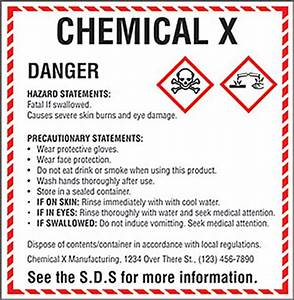 new label requirements for shanghai quantum compliance With ghs chemical label requirements