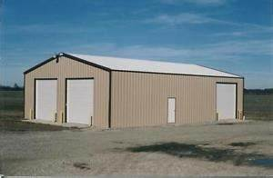 40x60 steel garage kit simpson steel building company 4060 12 for 40x60 shop kit