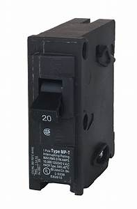 Murray Mp120 1 Pole 20 Amp 120 Volt Breaker