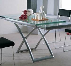 Space saving table - coffee table transforms into dining