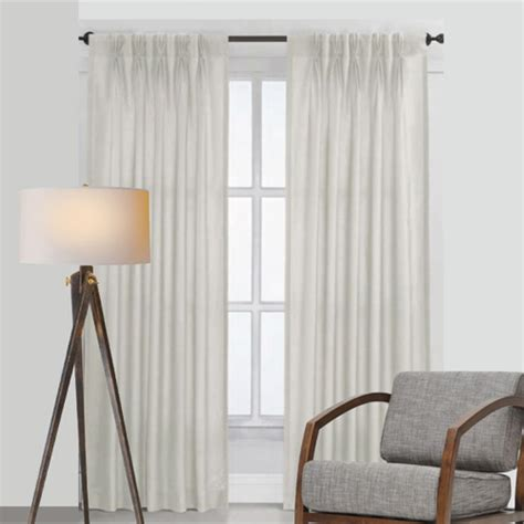 Hanging Pinch Pleat Drapes - how to hang pinch pleat curtains posts quickfit blinds