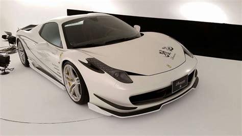 H Rowen Japan βελτιώνει τις Lamborghini Aventador και