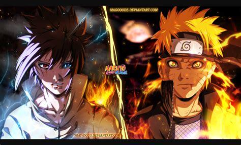 Naruto And Sasuke Wallpaper And Background Image