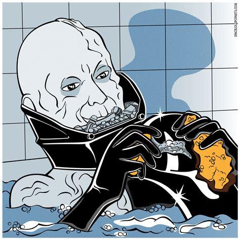 Star Wars Pop Art Vader Wash by Bergie81