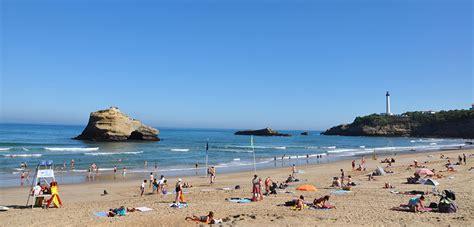 chambres hotes pays basque la plage du miramar biarritz