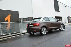 Essai Audi A1 : essai audi a1 2 0 tdi 143 l 39 argus ~ Medecine-chirurgie-esthetiques.com Avis de Voitures