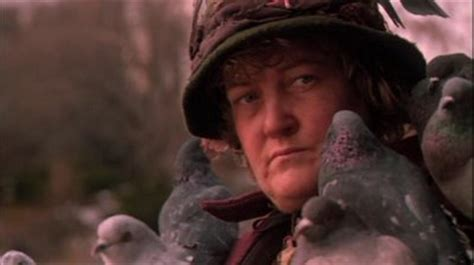 Susan Boyle = Home Alone 2's Pigeon Lady + Sound Of Music's Festival Bowing Lady  Celeb Math