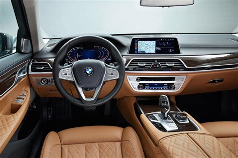 Bmw Series 7 Interior by New 2019 Bmw 7 Series Revealed Car Magazine
