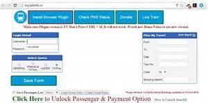 IRCTC Tips How to Book IRCTC-Tatkal Train Tickets Online ...